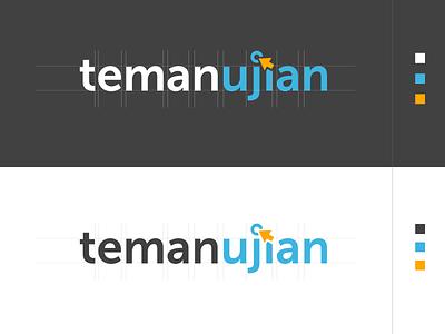 Logo - Temanujian.id branding design brand identity brand design branding brand logo design logodesign logotype logo