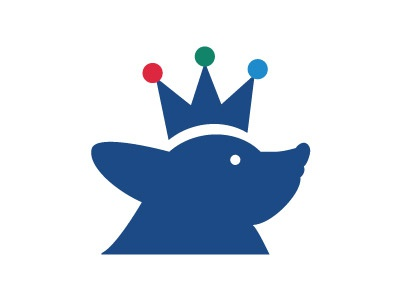 Corgi with a Crown