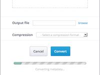 Image File Converter UI