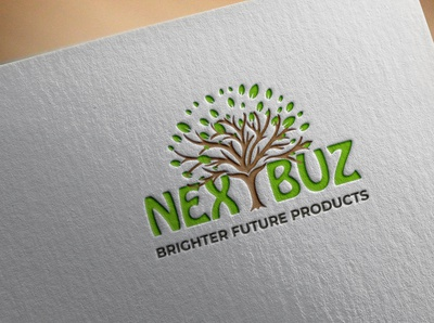Nextbuz - Logo Design