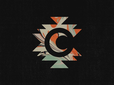 Cosmic Cowboy Monogram