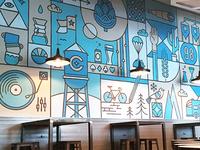 Cuvée Mural