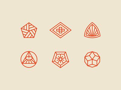 Geometric Marks