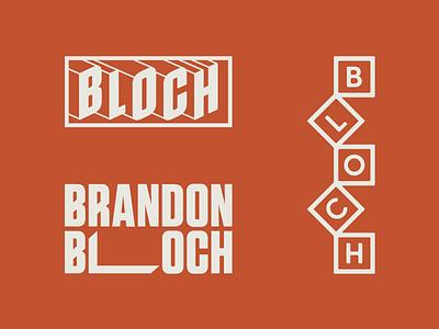 Bloch Branding Exploration