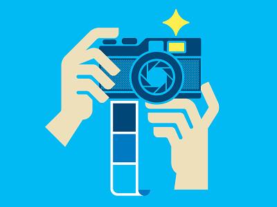 Aw, shoot camera photography killed vector hands photo