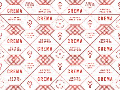Crema pattern crema pattern coffee nashville
