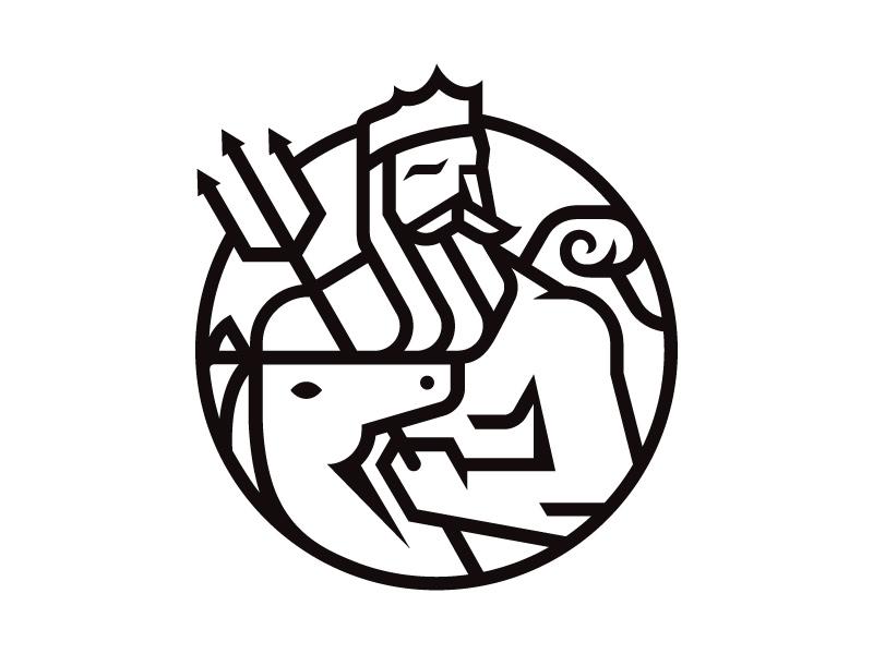 Poseidon the atlantic poseidon trident magazine mythology