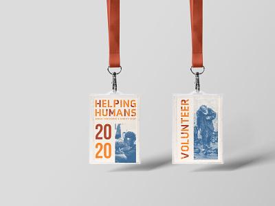 Helping Humans advertising branding