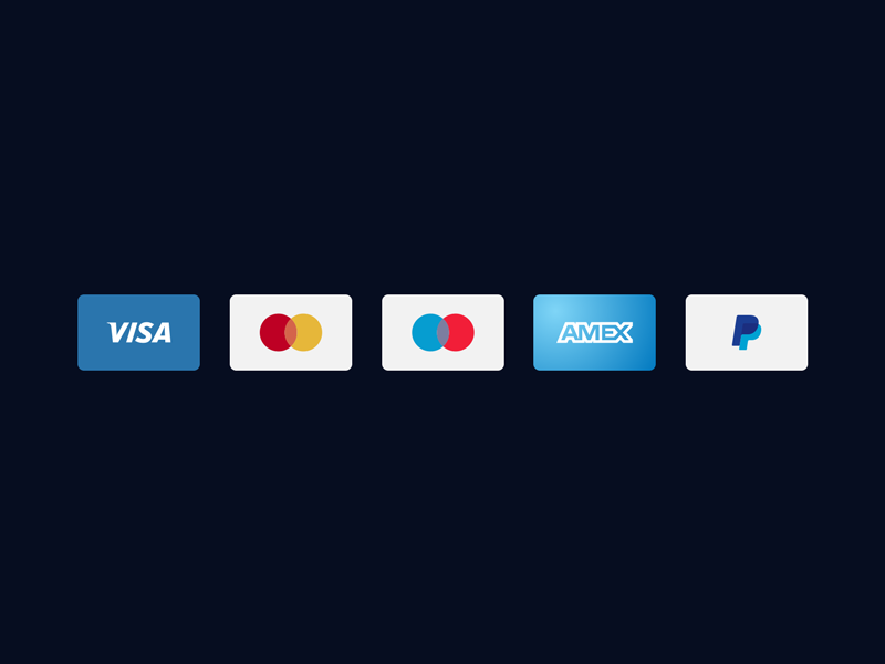 04 dribbble credit cards icons