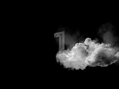 1 - Tipóptica (Numerografía 61) @ Yorokobu spain yorokobu vector typography type design type numbers lettering graphic design