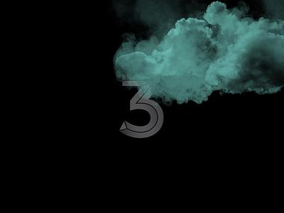 3 - Tipóptica (Numerografía 61) @ Yorokobu type design yorokobu vector typography type spain numbers lettering graphic design