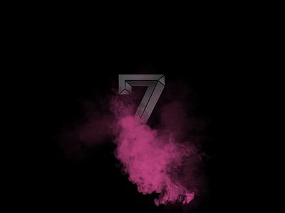 7 - Tipóptica (Numerografía 61) @ Yorokobu yorokobu vector typography type design type spain numbers lettering graphic design