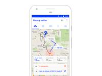 Taxi Madrid app