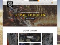 Bulletproof Landing Page