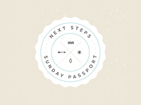 Next Steps Badge