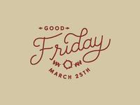 Good Friday Type