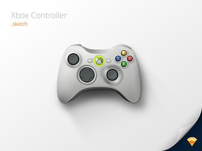 Xbox Controller Freebie xbox controller freebie sketch 3 free vector