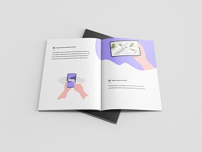 Proposal Document proposal template design document illustrations proposal
