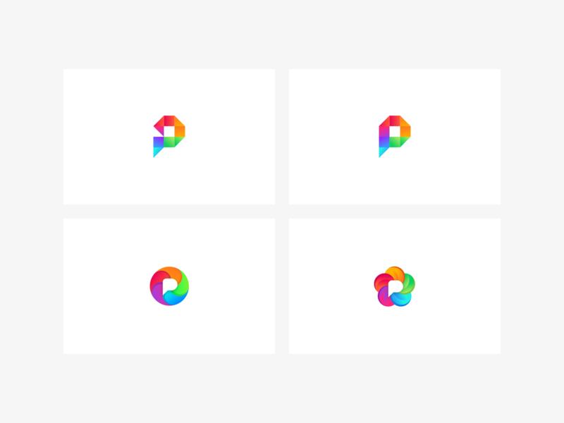 Pixelfed logo workups branding logo pixelfed