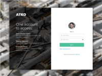 Okta Custom Hosted Sign-In