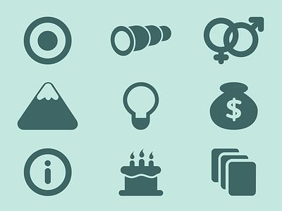 Free Icons icons web design iconography ui web