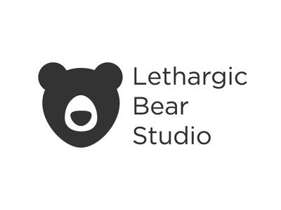 Lethargic Bear Studio Logo