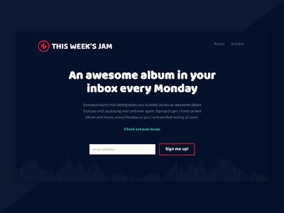 This Week's Jam