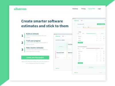 Albatross Homepage