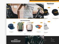 FXD&WLD Motorsports - Homepage