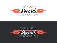 Austin Record Convention Logo