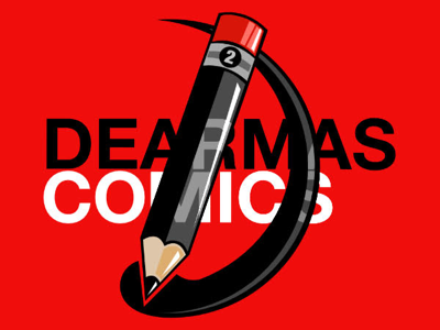 Our Comic Book Publisher logo