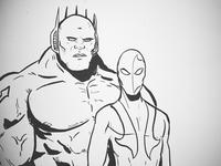Ventor and Alienox