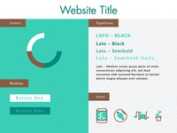 Web Style – Teal Plant Science
