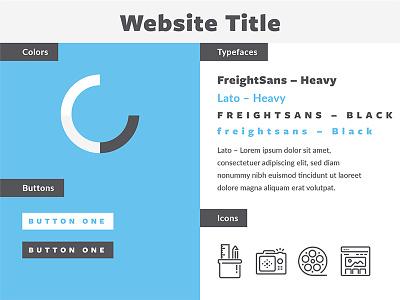Web Style – Dinosaur Egg Blue pale blue baby blue blue type brand colors stylesheet web