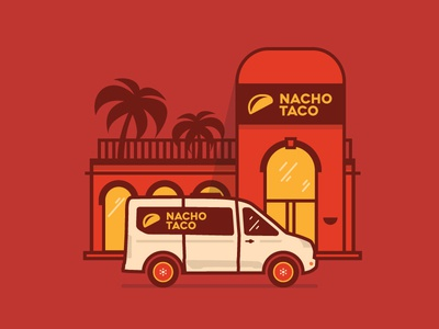 Nacho Taco // Ford Transit