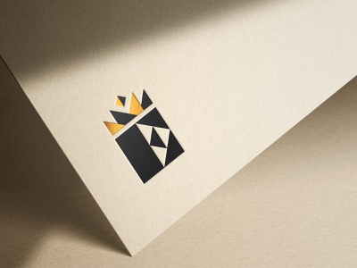 Kings | Entreperform crown king type mark badge lettering typography branding logo