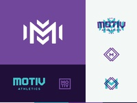Motiv Fitness | Branding