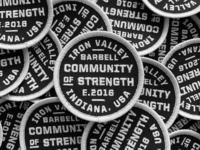 Community of Strength | Patch