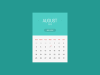 [Freebie!] Calendar Window