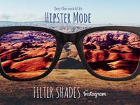 Instagram Filter Sunglasses