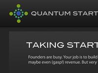 Quantum Startups