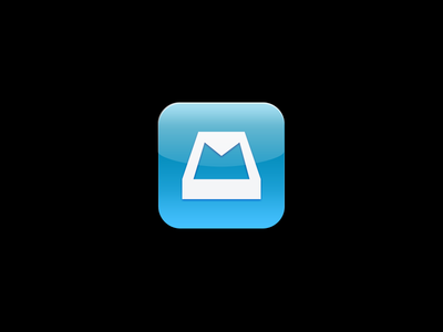 Mailbox is here! mailbox email icon ios iphone app