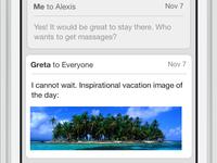 Mailbox Conversation View