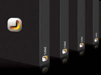 Tubej, Logotype and UI, 2010