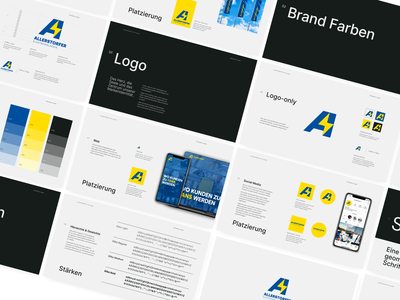 Branding for Electrical Systems Company brand brand identity branding