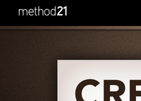 Beginnings of the new Method 21 site design