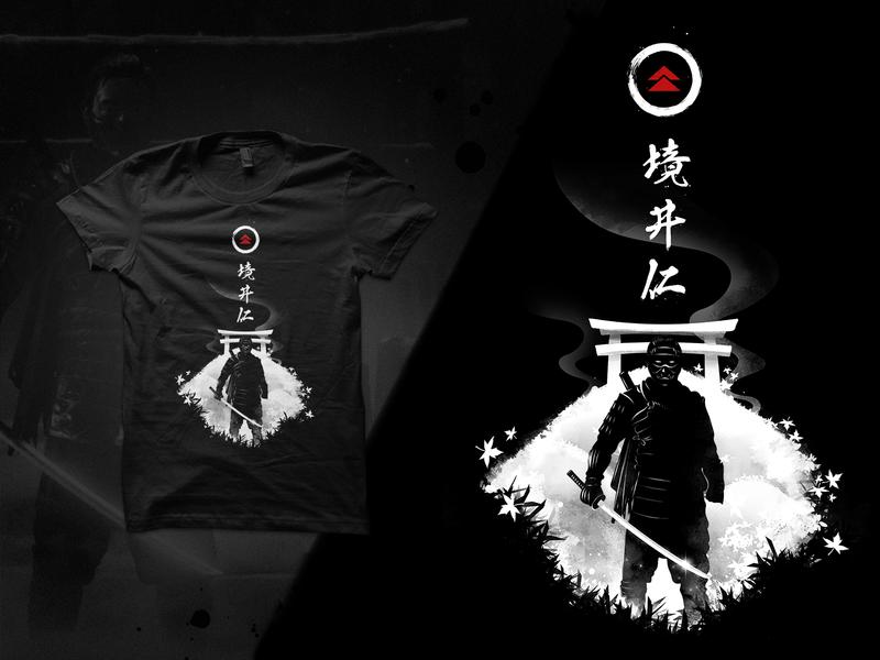 The way of the Ghost gamerboy videogames gaming gamer gamergirl geek ps4 suckerpunch lastssamurai ninja sword katana bushido samurai japan tsushima jinsakai ghost ghostoftsushima