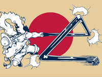 Monkey D. Luffy Gear Fourth - King Cobra Japan