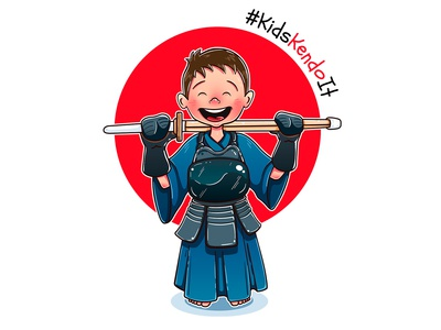 Kendōka Kid - Celebrating Kendo for Kids