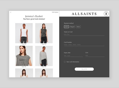 Daily UI Challenge Day 002
